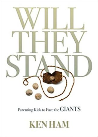 Will They Stand: Parenting Kids to Face the Giants Hardcover